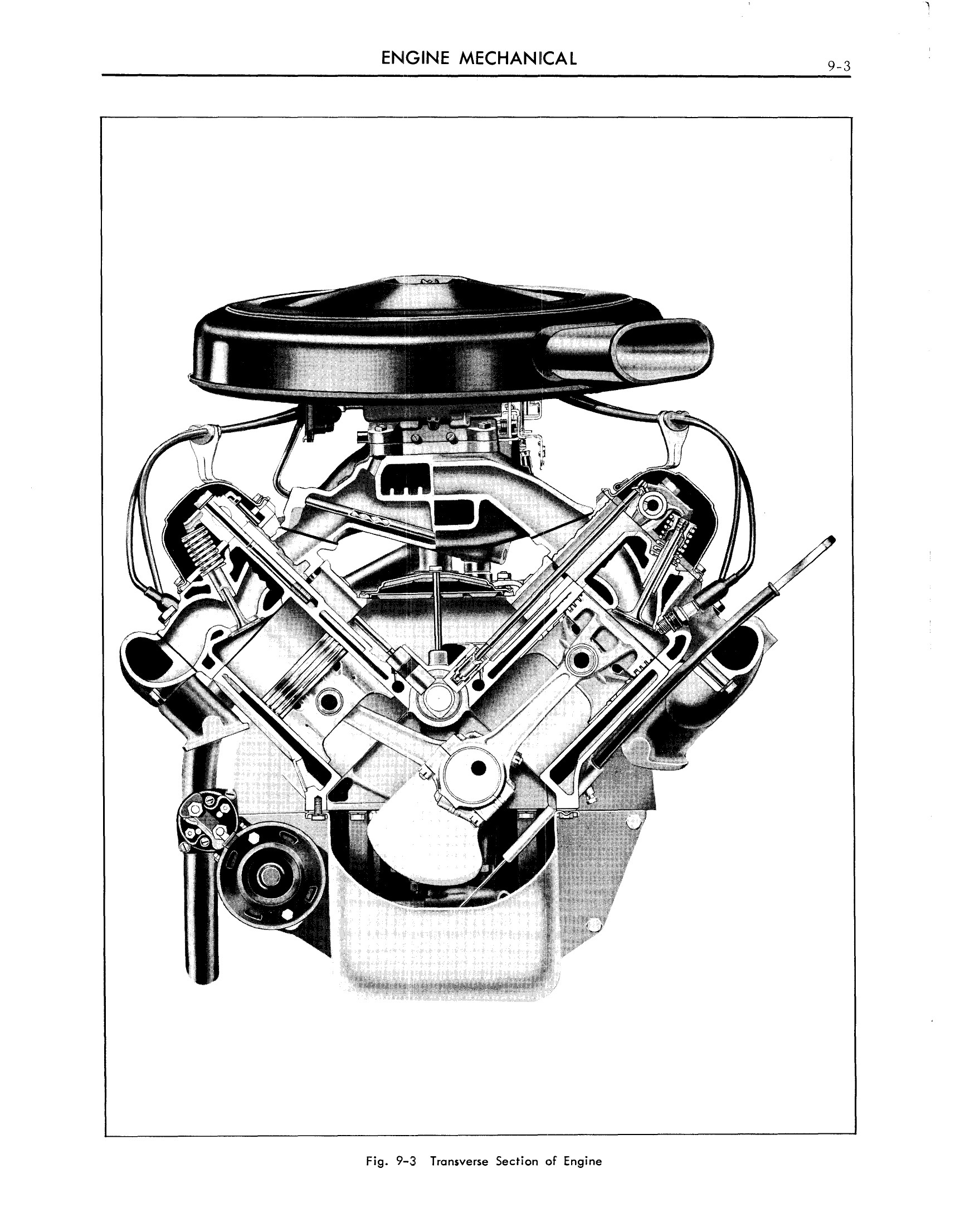 1959 Cadillac Shop Manual- Engine Mechanical Page 3 of 34
