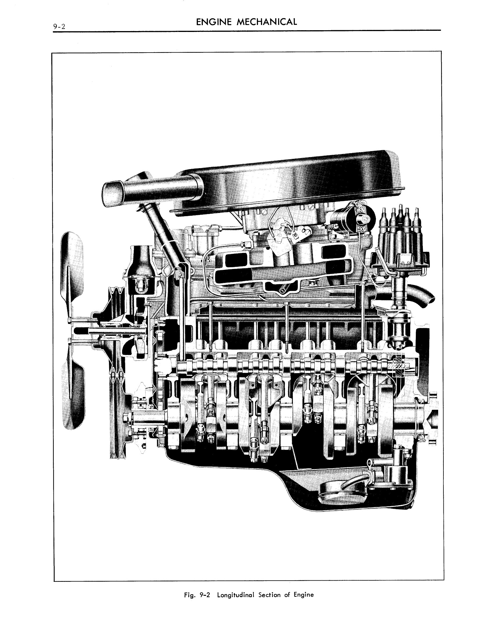 1959 Cadillac Shop Manual- Engine Mechanical Page 2 of 34