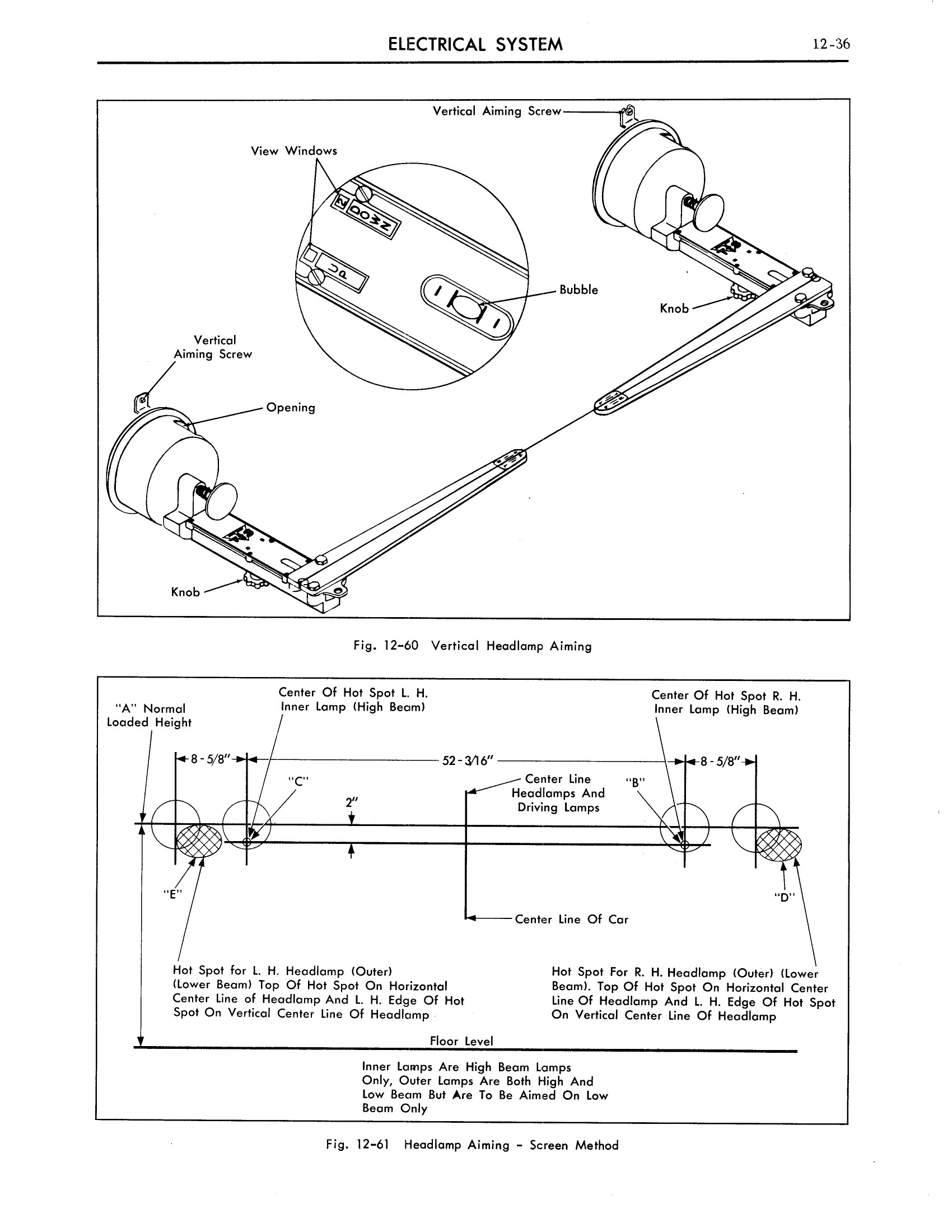 1959 Cadillac Shop Manual- Electrical System Page 36 of 49