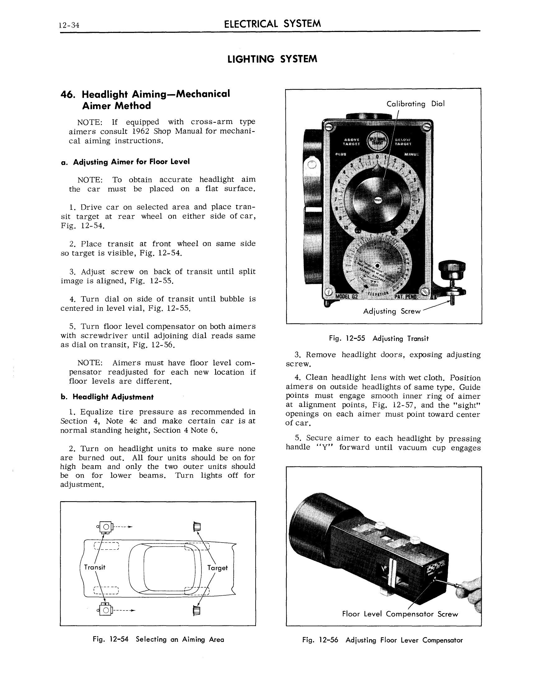 1963 Cadillac Shop Manual- Electrical System Page 34 of 100