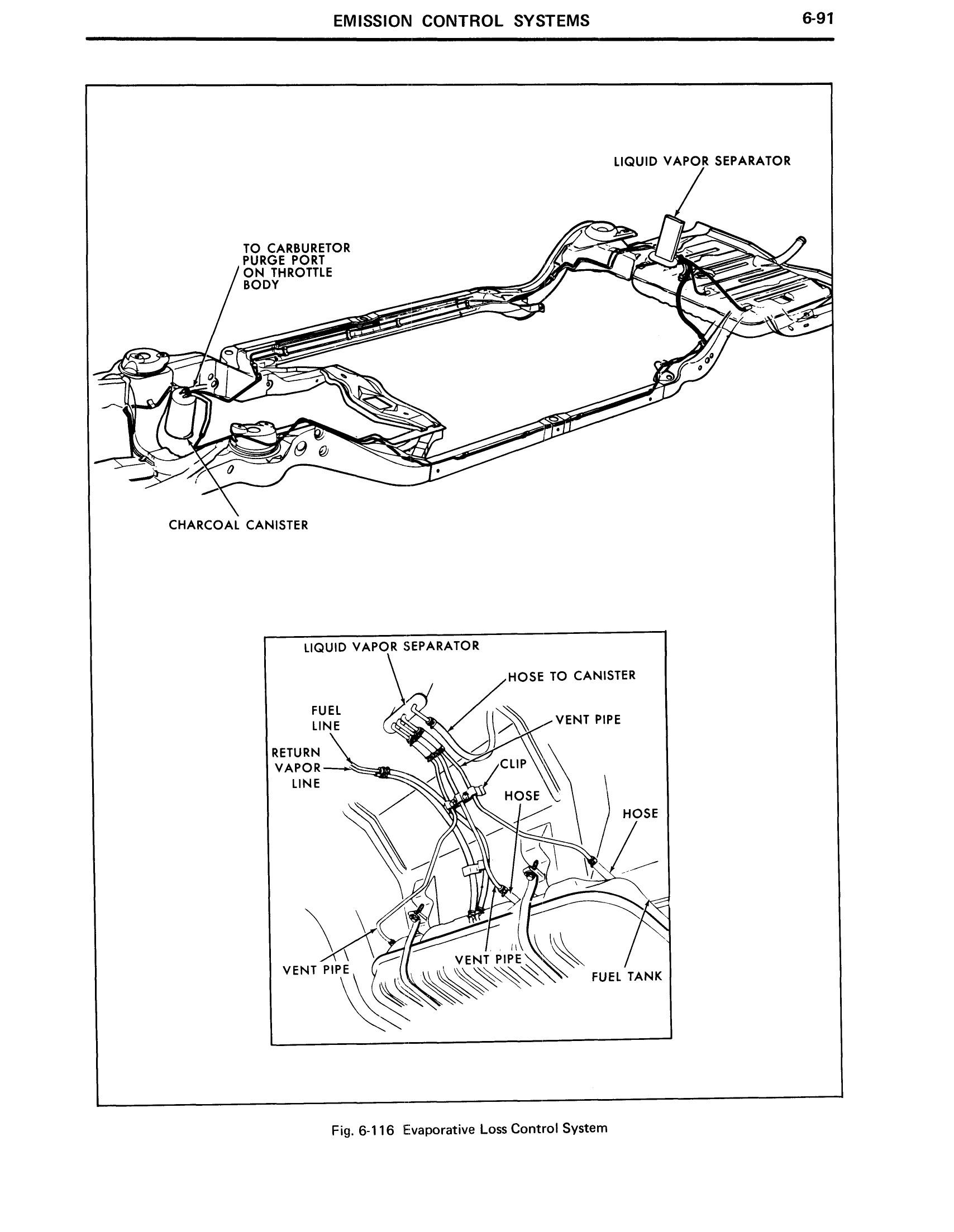 1971 Cadillac Shop Manual- Engine Page 91 of 128
