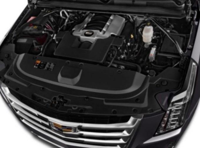 2019 Cadillac Escalade EXT Engine