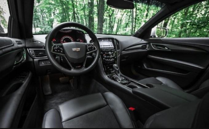 2019 Cadillac ATS Interior