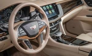 2019 Cadillac CT8 Interior