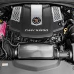 2019 Cadillac Cts Engine