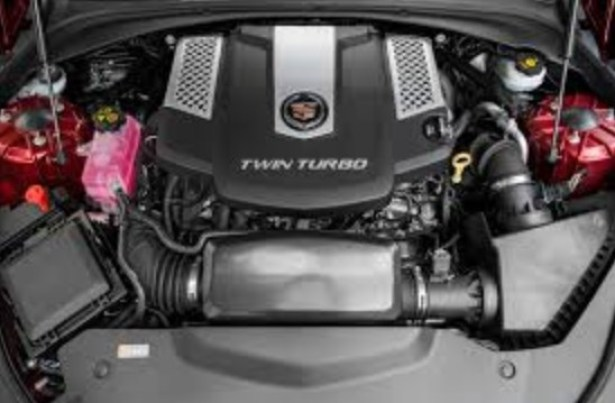 2019 Cadillac Cts Engine