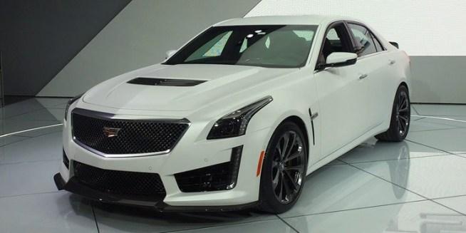 Cadillac 2019 CTS Exterior