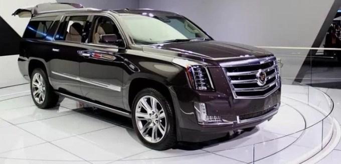 Cadillac Escalade 2019 Exterior