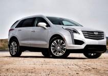 2019 Cadillac XT7 Exterior