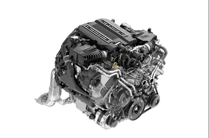 Cadillac 2019 Escalade Engine