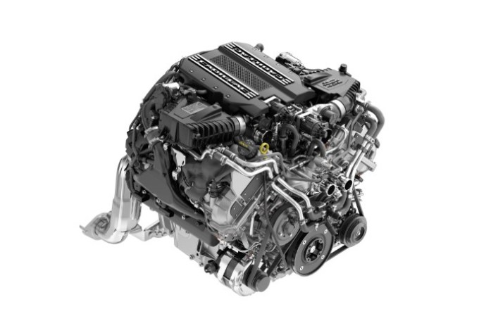 2020 Cadillac DTS Engine