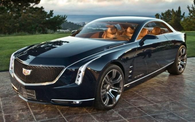 2019 Cadillac Deville Exterior