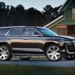 2020 Cadillac Escalade Exterior