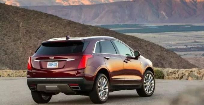 Cadillac 2019 XT5 Exterior