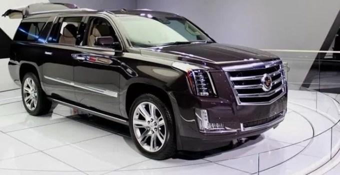 Cadillac 2019 Escalade Exterior