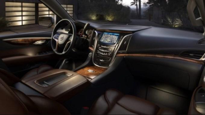 2019 Cadillac Escalade EXT Interior