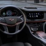 2020 Cadillac CT3 Interior