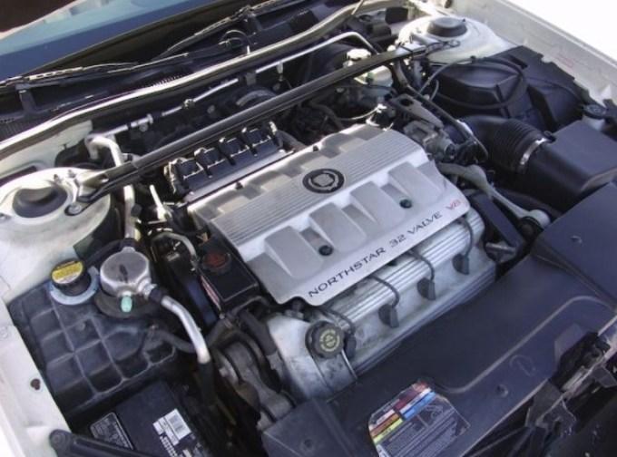 2019 Cadillac Deville Engine