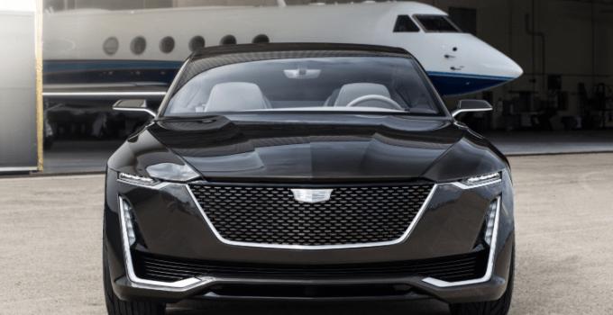 2020 Cadillac CT6 Exterior