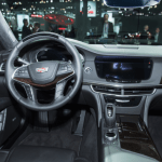 2021 Cadillac CT6 Interior