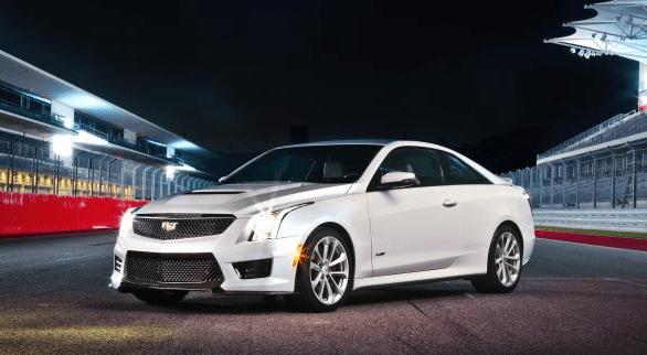2019 Cadillac ATS V Exterior