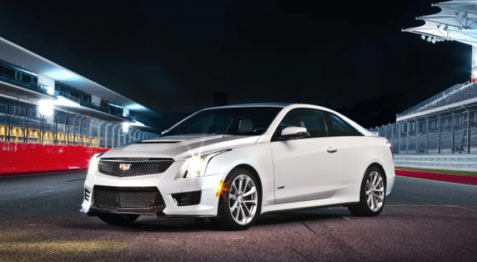 Cadillac 2020 ATS Coupe Exterior