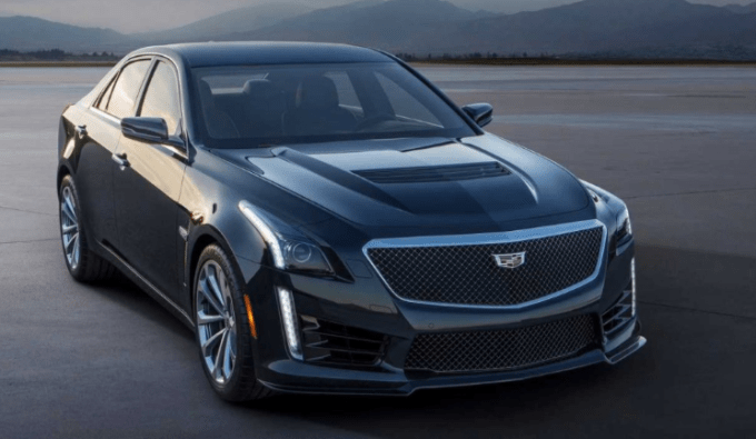 2020 Cadillac CT4 Exterior