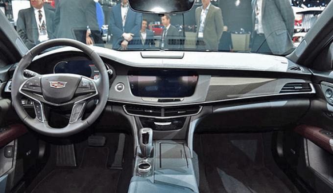 Cadillac 2019 CT6 Interior