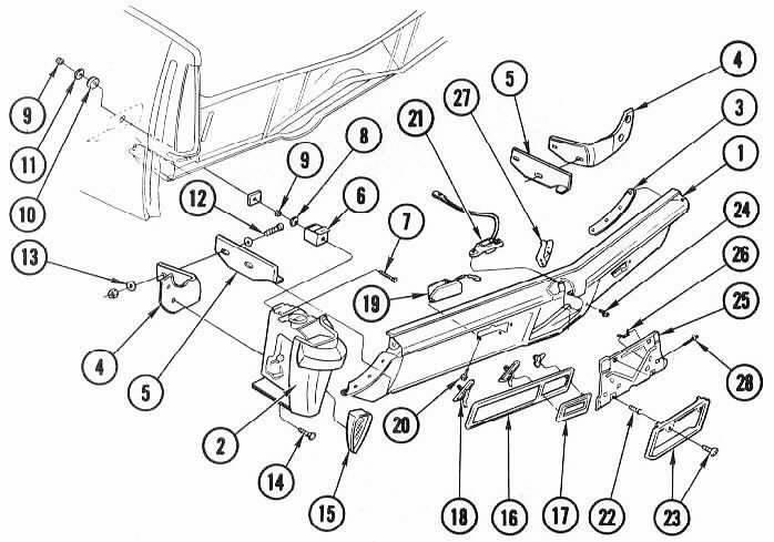Cadillac Dts Trunk Fuse Box Diagram Cadillac Allante Fuse