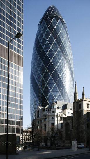 The Cad Insider Buildings Getting Weirder