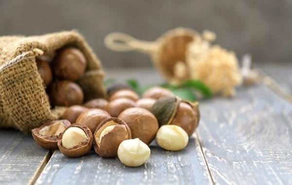 Где и как растет орех макадамия и каким образом его применяют