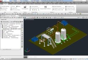 Plant Equipment & Pipeline Planning Software