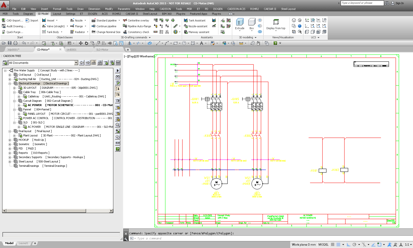 hight resolution of intelligent sld s circuit diagrams with cadison electrical designer