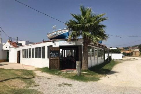 la Jábega Playa Bolonia Tarifa