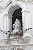 Divina Pastora, fachada.