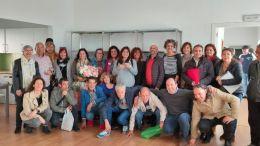 Visita de colectivos al centro de alta tolerancia para personas sin hogar