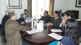 Reunión de Mario Fernández con asociaciones ganaderas