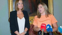 Ana Carrera e Irene García