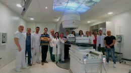 Equipo de Oncología y Radioterápica del Hospital de Jerez