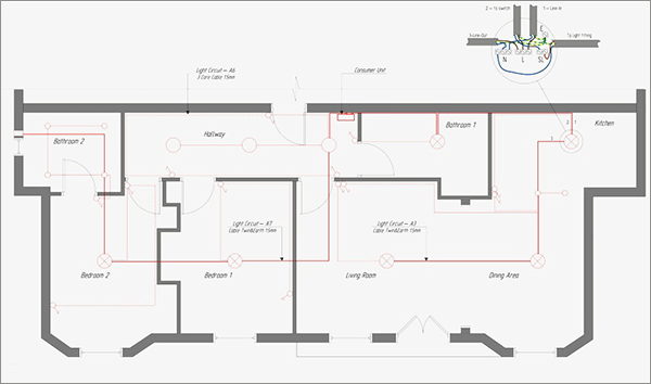 Home Electrical Drawing Software