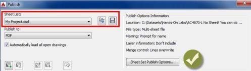 03-Save the Publish File