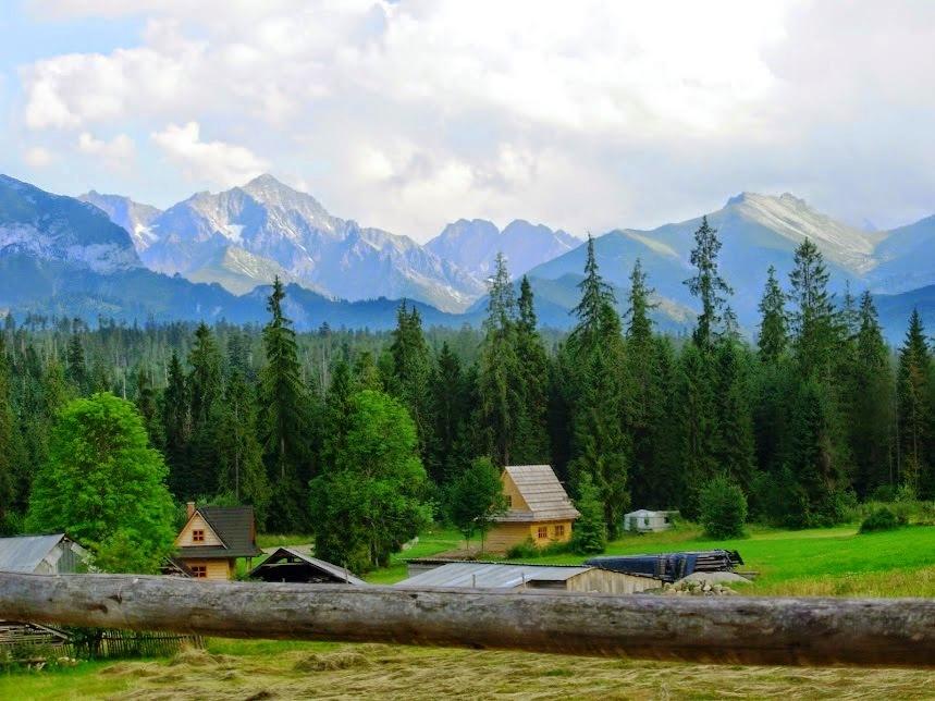 Letnie rekolekcje 2017 na Ryniasie