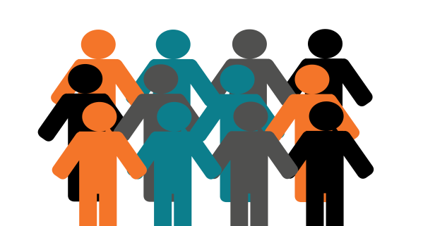Community Participation Clip Art