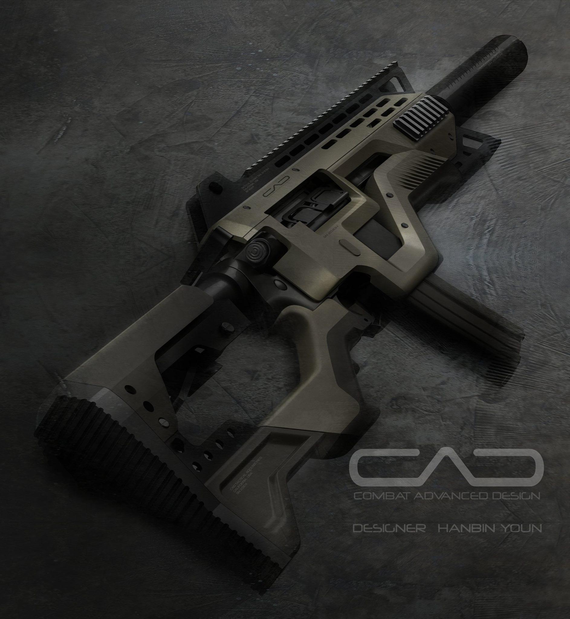 airsoft gun designer here
