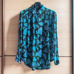 camicia triangoli anni '80