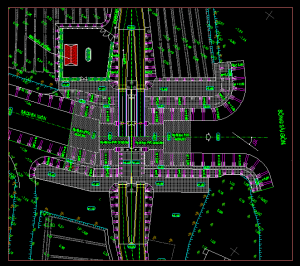 Layout trong cad
