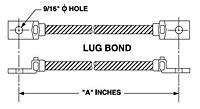 Prefabricated Lug Bonds On United Electrical Distributors, UED