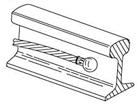 Item # WRS-03-RHM (-LHM), Cable To Rail and Structures