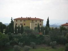 A Grand Villa near Montisi