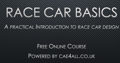 Race Car Basics